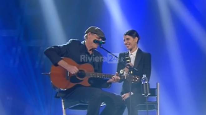 riviera24 - James Taylor e Giorgia