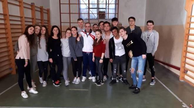 Riviera24- Liceo Sportivo Arma