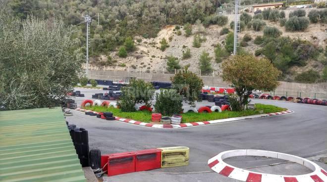 Riviera24-pista go kart oleandri taggia