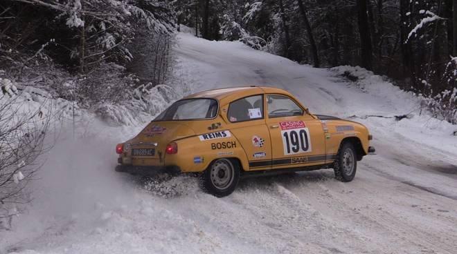 riviera24 - Rallye Monte-Carlo Historique