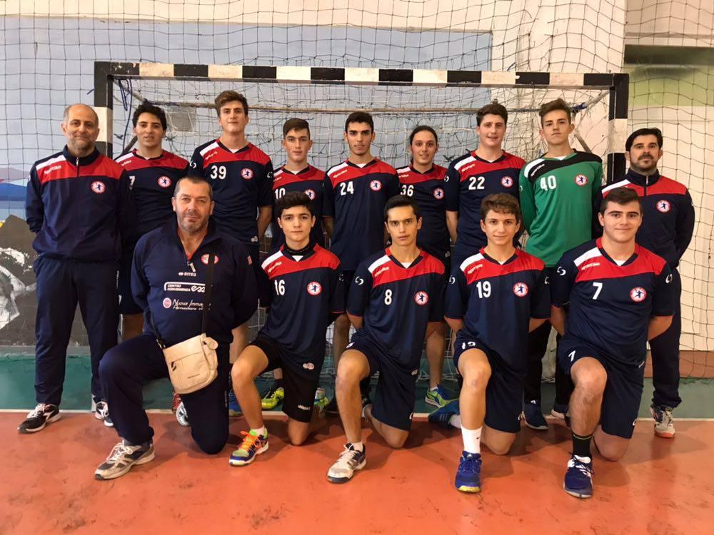 Riviera24-Team Schiavetti Pallamano