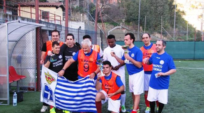 riviera24 -  Trofeo di Seborga 'Principato di Pace'