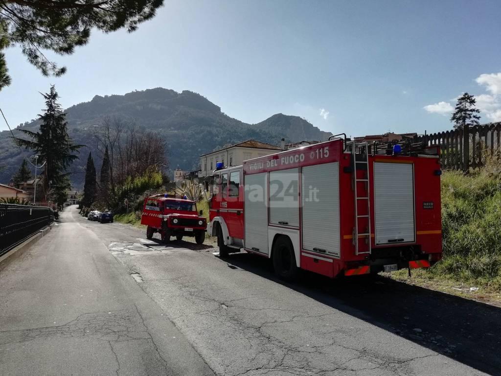 Riviera24-Ventimiglia, grave il parapendista precipitato sul Monte Pozzo
