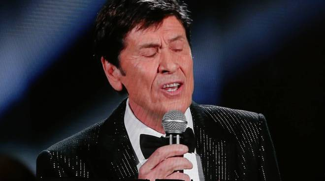 #Sanremo2018, Gianni Morandi