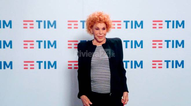 #Sanremo2018,  Ornella Vanoni