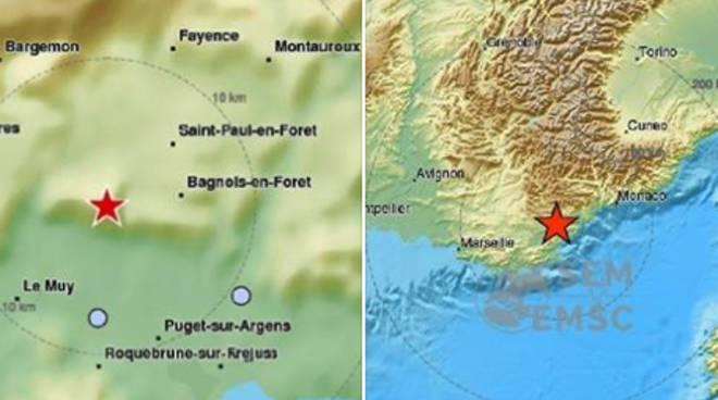 La terra trema in Sicilia, leggera scossa anche a Palermo