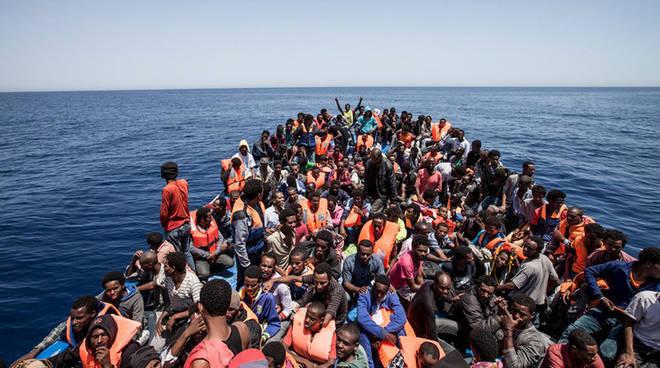 migranti corridoio umanitario