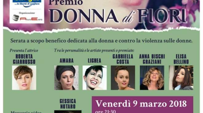 """""""Premio Fiore di Donna!"""