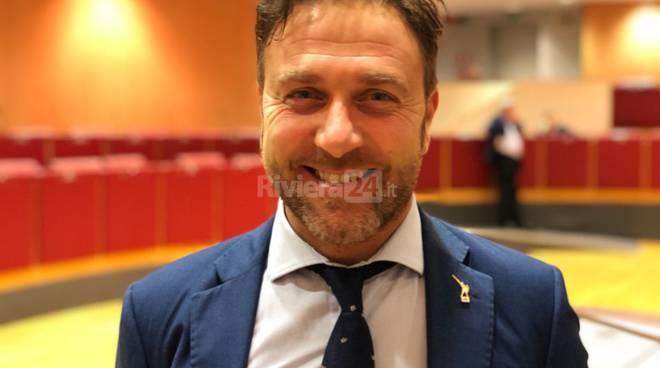 L'imperiese Alessandro Piana (Lega) presidente dell'assemblea regionale ligure