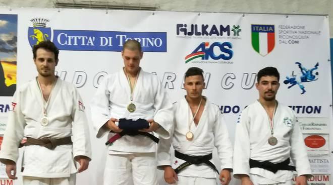 riviera24 - Alessio Bollo del Judo Club Sakura Arma di Taggia