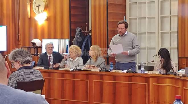 riviera24-arrigoni baggioli consiglio comunale