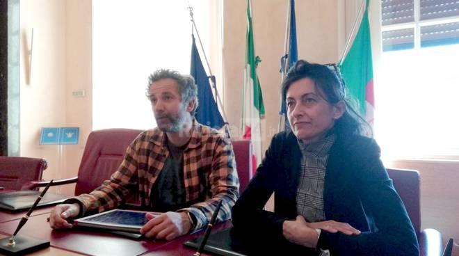 riviera24 - Assessore Maria Teresa Parodi Alessandro Bellotti, commerciante