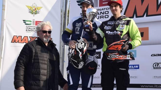 riviera24 - Assoluti d'Italia-Coppa FMI/Coppa Italia Enduro Maxxis a Sanremo premiazione