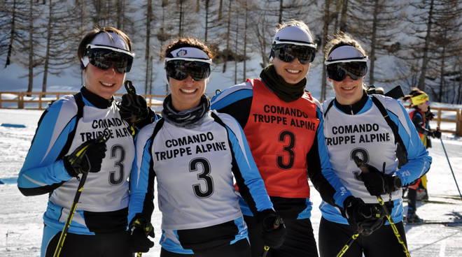 riviera24 - Campionati sciistici delle Truppe Alpine