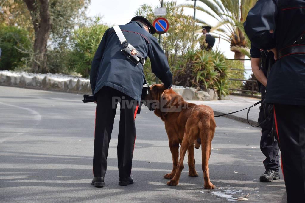 riviera24 - cane molecolare carabinieri gringo