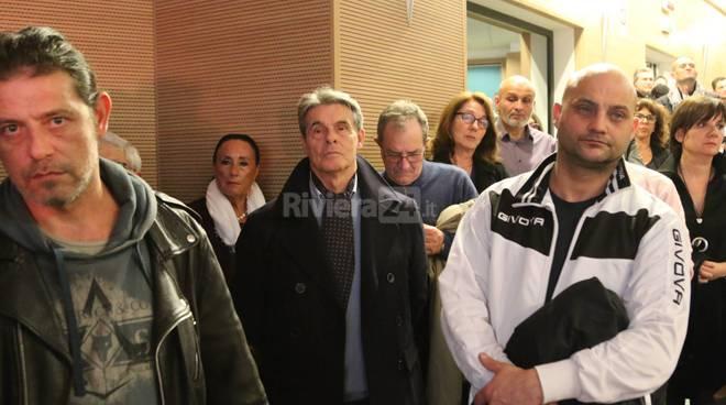 Riviera24-Con Claudio per Imperia, è il pieno di sostenitori