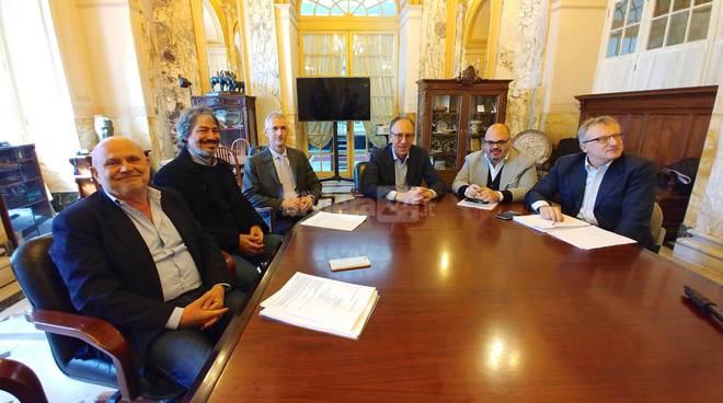riviera24-conferenza amaie energia soci direttore generale prato sindaco biancheri