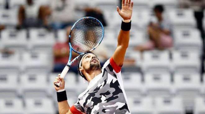 Tennis: Fognini ai quarti in Brasile, ora lo spagnolo Garcia-Lopez