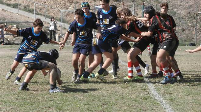 riviera24 - Imperia Rugby, under 14