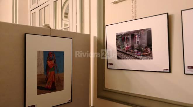 """riviera24-inaugurata la mostra """"Le donne si raccontano"""""""