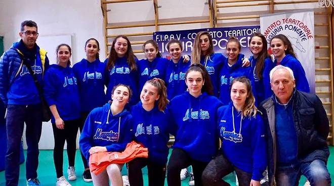 riviera24 - Maurina Volley under 16