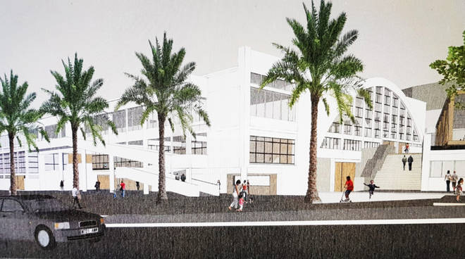 riviera24-mercato annonario rendering