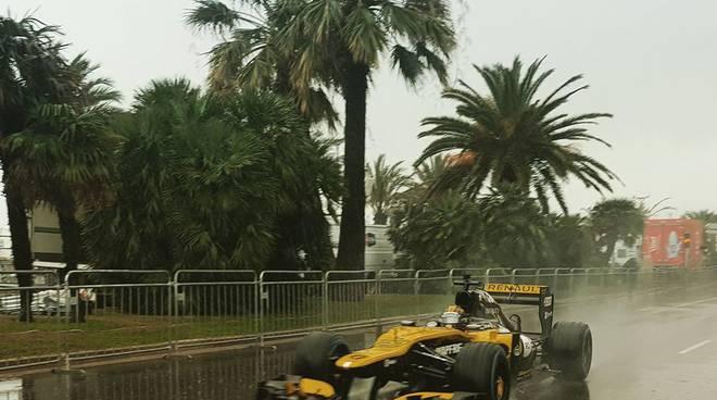 riviera24 - Nizza, Alain Prost  Promenade Des Anglais f1