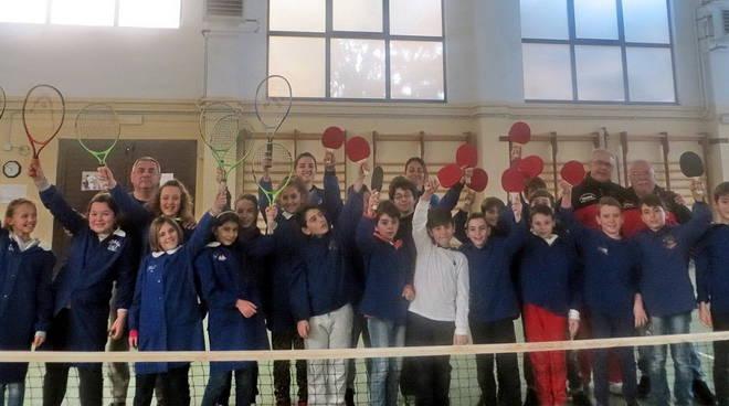 riviera24 - Progetto racchette di classe 2018