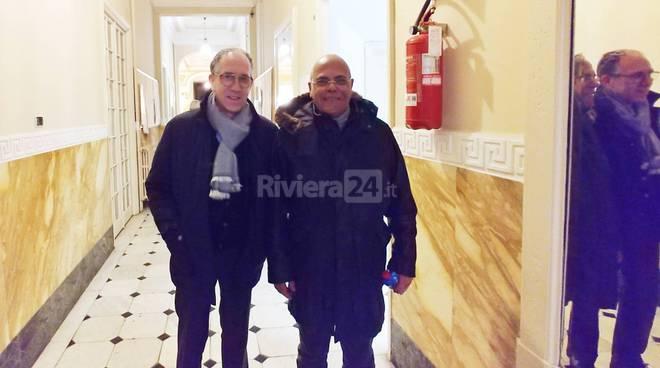 Riviera24-sindaco alberto biancheri antonio fera