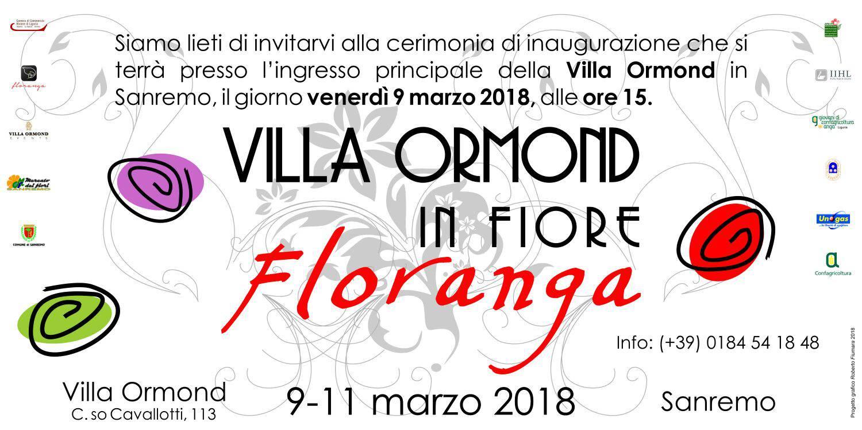 Riviera24- Villa Ormond in fiore