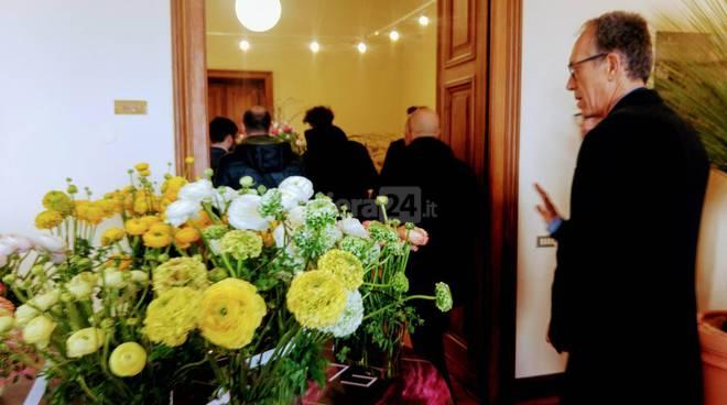 """Sanremo, inaugurazione """"Villa Ormond in fiore"""" 2018"""
