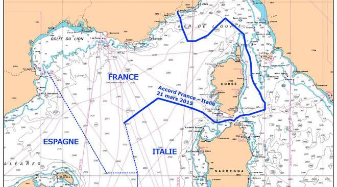 Stiamo davvero cedendo acque territoriali sarde alla Francia?