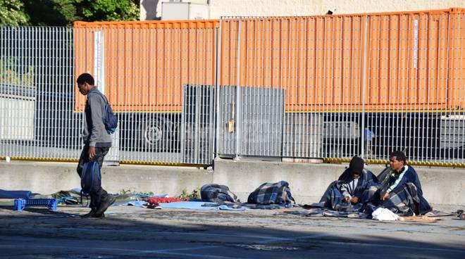 marcia migranti ventimiglia