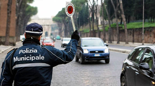 polizia municipale vigile