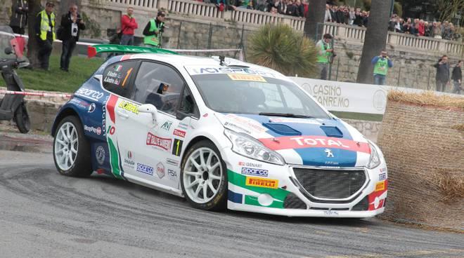Rally Sanremo 2018, foto venerdì