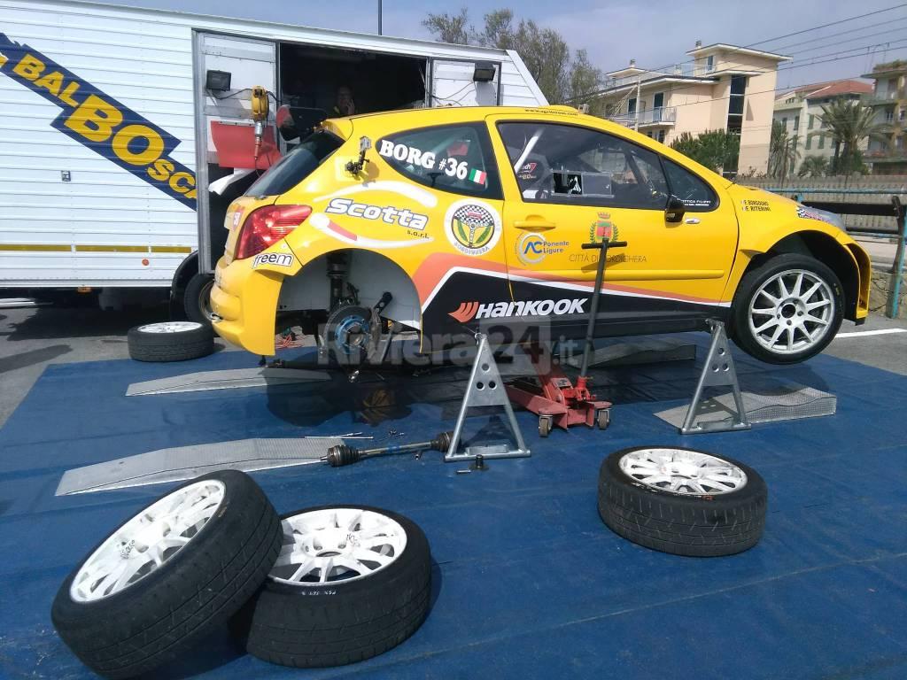riviera24 - Auto rally di Franco Borgogno