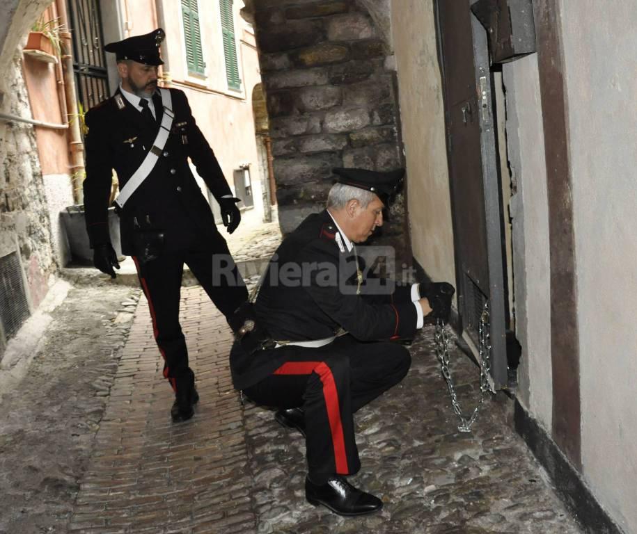 riviera24 - carabinieri detenuto pigna sanremo