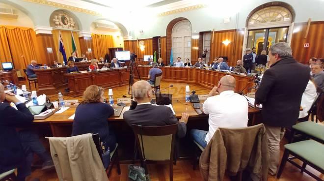 riviera24-consiglio comunale sanremo