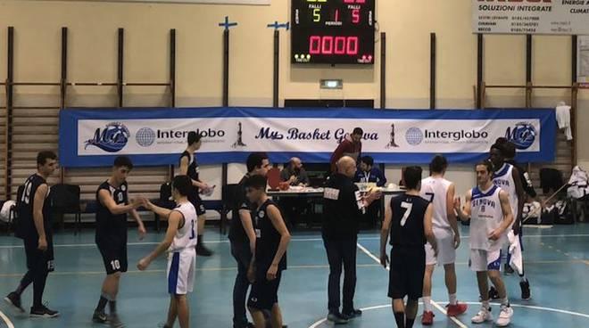 riviera24 - Imperia Basket Under 18