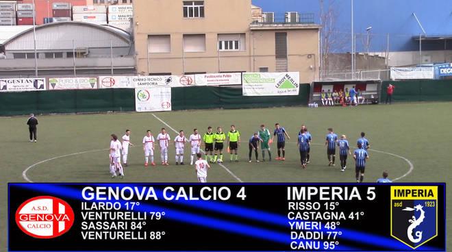 Riviera24- Imperia calcio
