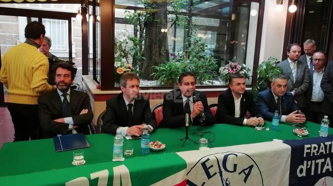 Forza Italia gela Scajola: simbolo in campo. L'ex ministro: