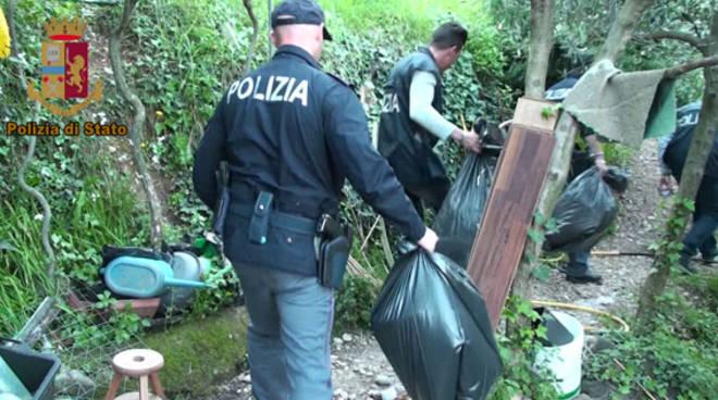 riviera24 - marijuana sequestro polizia ventimiglia