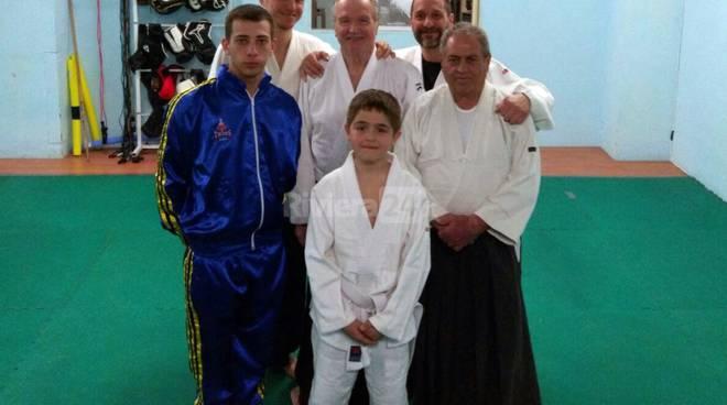 riviera24 - partono i corsi di aikido dell'Indomita Sanremo