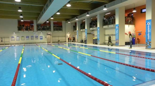 riviera24 - piscina comunale Taggia