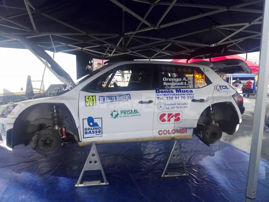 riviera24 -Rallye Sanremo