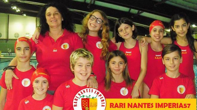 riviera24 - Rari Nantes Imperia Esordienti A