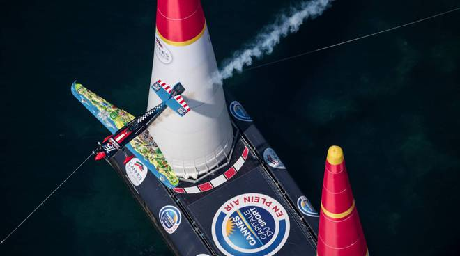 riviera24 -  Red Bull Air Race di Cannes