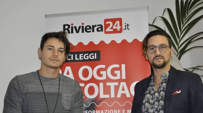 riviera24 - Riccardo Moio & Mattia Berlanda
