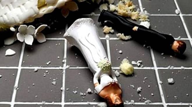 riviera24 - salta il matrimonio