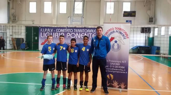 riviera24 - San Giovanni Volley Ospedaletti